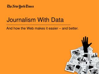 Journalism With Data
