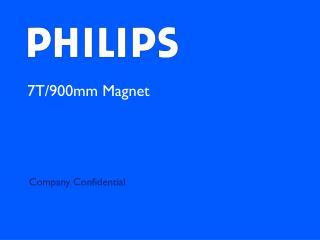 7T/900mm Magnet