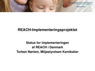 REACH-Implementeringsprojektet