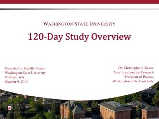 120-Day Study Overview