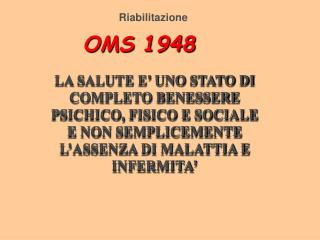 OMS 1948