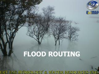 FLOOD ROUTING