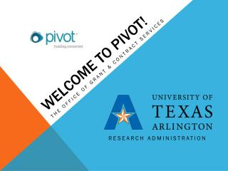 Welcome to Pivot!