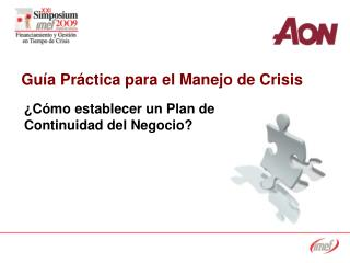 Guía Práctica para el Manejo de Crisis
