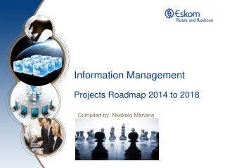 Information Management  Projects Roadmap 2014 to 2018