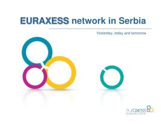 EURAXESS  network in Serbia