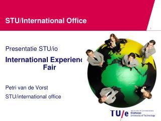STU/International Office
