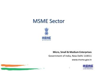 MSME Sector