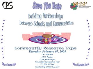 Community Resource Expo