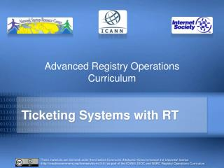 Ticketing Systems with RT