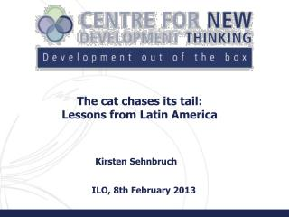 The cat chases its tail: Lessons from Latin America