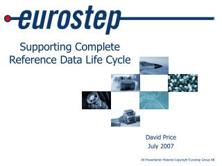 Supporting Complete Reference Data Life Cycle