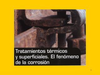 TRATAMIENTOS T RMICOS Y SUPERFICIALES