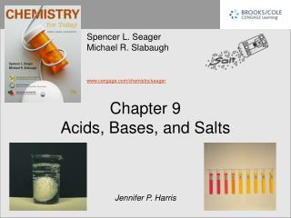 DEFINITIONS OF ACIDS & BASES