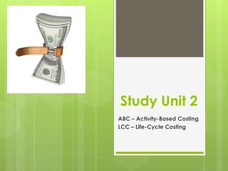 Study Unit 2