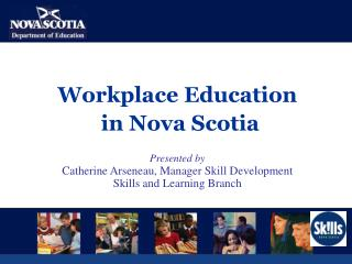 Workplace Education  in Nova Scotia