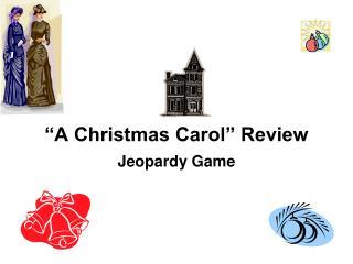 �A Christmas Carol� Review
