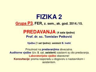 FIZIKA 2