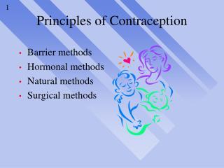 Principles of Contraception