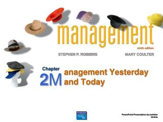 anagement  Yesterday and Today