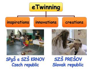 SPgŠ a SZŠ KRNOV Czech republic
