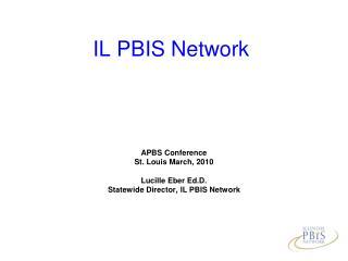 IL PBIS Network