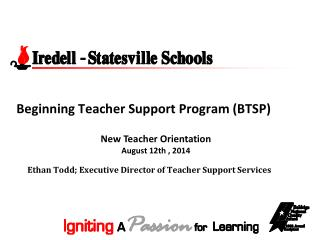 Beginning Teacher Support Program (BTSP)