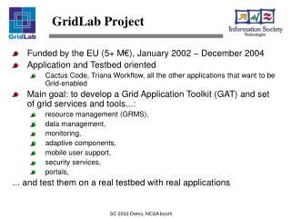 GridLab Project
