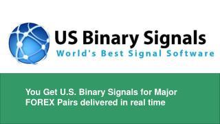 US Binary Signals