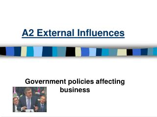 A2 External Influences