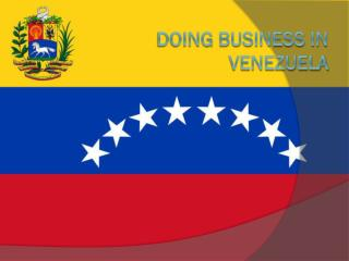 Doing  Business in Venezuela