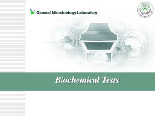 Biochemical Tests