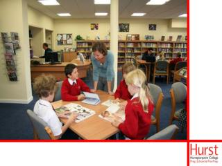Information literacy in the Prep School – a job for the library? John Partis