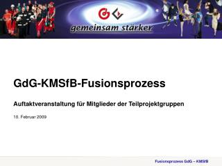 GdG-KMSfB-Fusionsprozess