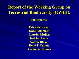 The  biological diversity  or   biodiversity  is consider as :