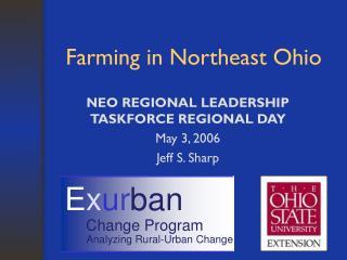 Farming in Northeast Ohio