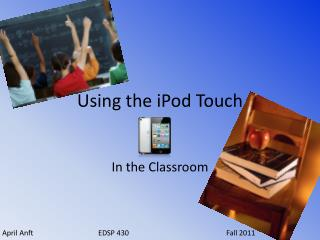 Using the iPod Touch