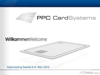 Salesmeeting Seefeld 8./9. März 2010