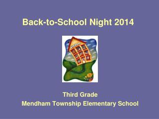 Back-to-School Night 2014