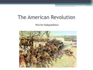 the american revolution in the world