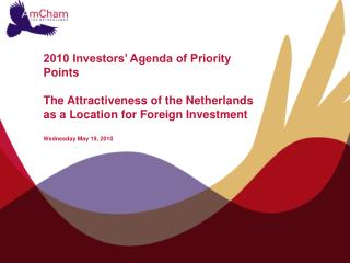 AmCham Investment Attractiveness Survey