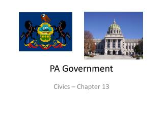PA Government