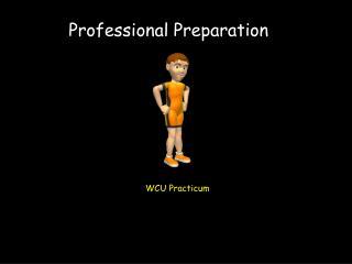 WCU Practicum