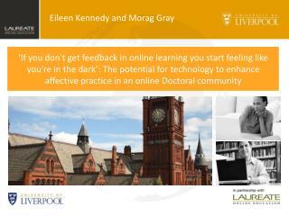 Eileen Kennedy and Morag Gray