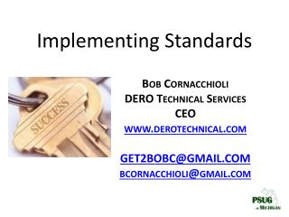 Implementing Standards
