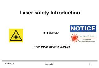 Laser safety Introduction
