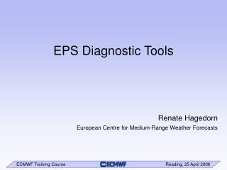 EPS Diagnostic Tools