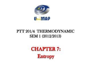 PTT 201/4 THERMODYNAMIC SEM  1  ( 2012/2013)