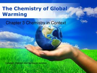Chapter 3 Chemistry in Context