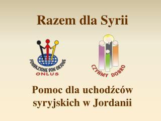 Razem dla Syrii
